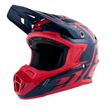 Answer Racing AR1 Edge Helmet Midnight/Bright Red