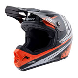Answer Racing AR3 Charge Helmet Black/Orange