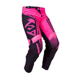 Answer Racing Youth Syncron Drift Pant Flo Pink/Black