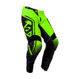 Answer Racing Youth Syncron Drift Pant Hyper Acid/Black
