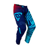 Answer Racing Youth Syncron Air Flow Pant Astana/Indigo/Bright Red