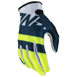 Answer Racing Youth AR1 Voyd Gloves Midnight/Hyper Acid/White