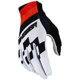 Answer Racing AR2 Korza Gloves Black/Red/Bus