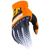 Answer Racing AR3 Korza Gloves Orange/Black/Bus