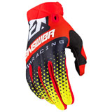 Answer Racing AR3 Korza Gloves Red/Black/White