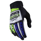Answer Racing AR3 ProGlo LE Gloves Purple/Hyper Acid/Black