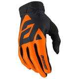 Answer Racing AR3 Voyd Gloves Black/Hyper Orange