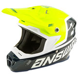 Answer Racing Youth AR1 Voyd Helmet Midnight/Hyper Acid/White