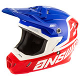 Answer Racing AR1 Voyd Helmet Red/Reflex/White