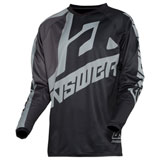 Answer Racing Syncron Voyd Jersey Black/Charcoal/Steel
