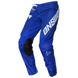 Answer Racing Arkon Bold Pant Reflex/White