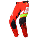 Answer Racing Elite Korza Pant Red/White/Hyper Acid/Black