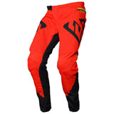 Answer Racing Youth Syncron ProGlo Pant Red/Black/Hyper Acid