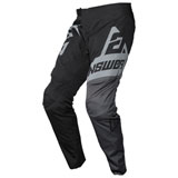 Answer Racing Youth Syncron Voyd Pant Black/Charcoal/Steel