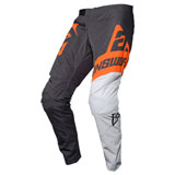 Answer Racing Youth Syncron Voyd Pant Charcoal/Grey/Orange