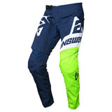 Answer Racing Youth Syncron Voyd Pant Midnight/Hyper Acid/White