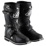 Answer Racing Youth AR-1 Boots Black