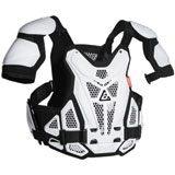 Answer Racing Apex 3 Roost Guard White/Black