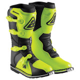Answer Racing AR-1 Boots 19 Hyper Acid/Black