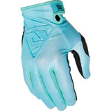 Answer Racing Youth AR1 Charge Gloves Seafoam