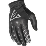Answer Racing Youth AR1 Swish Gloves Black/Nickel/Charcoal