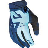 Answer Racing AR3 Pace Gloves Midnight/Seafoam