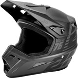 Answer Racing Youth AR1 Bold Helmet Matte Black