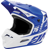 Answer Racing Youth AR1 Bold Helmet Reflex/White