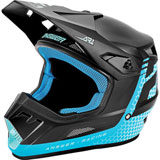 Answer Racing AR1 Charge Helmet Astana/Seafoam/Black