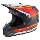 Answer Racing AR5 Korza MIPS Helmet Midnight/Red/White