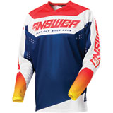 Answer Racing Syncron Charge Jersey Air Pink/Pro Yellow/Midnight