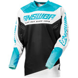 Answer Racing Syncron Charge Jersey Astana/Seafoam/Black