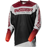 Answer Racing Syncron Charge Jersey Berry/Flo Red/Black