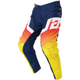 Answer Racing Youth Syncron Charge Pant Air Pink/Pro Yellow/Midnight