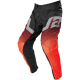 Answer Racing Youth Syncron Charge Pant Berry/Flo Red/Black