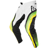 Answer Racing Youth Syncron Swish Pant Green/Hyper Acid/White