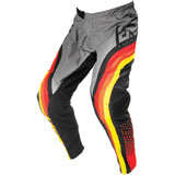 Answer Racing Youth Syncron Swish Pant Red/Orange/Silver