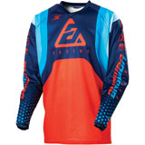 Answer Racing Youth Syncron Swish Jersey Pro Blue/Astana/Answer Red