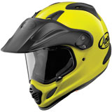 Arai XD4 Motorcycle Helmet Fluorescent Yellow