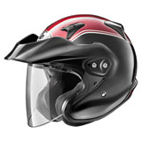 Arai XC-W Gold Wing Helmet Red/Black