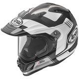 Arai XD4 Motorcycle Helmet - Snell 2015 Vision White Frost