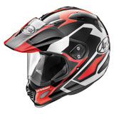 Arai XD4 Motorcycle Helmet - Snell 2015 Catch Red