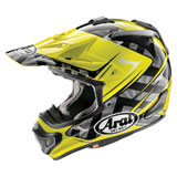 Arai VX-Pro4 Scoop Helmet Yellow/Black