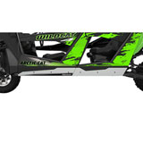 Arctic Cat Aluminum Side Guard Extensions