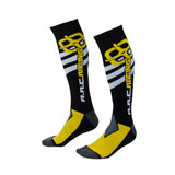 A.R.C. Moto Socks Black/Yellow