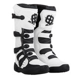 A.R.C. Motocross Boots White