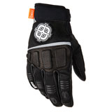 A.R.C. Battle Born Wind Block Gloves w/D3O Black
