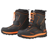 Arctiva Comp Winter Boots Black/Orange