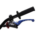 ASV F4 Series Pro Model Clutch Lever With Hot Start