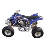 Attack Graphics Q-Series ATV Graphics Kit